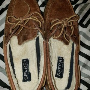 Sperry loafers